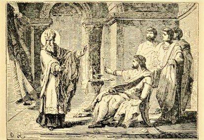February 25: St. Tarasius