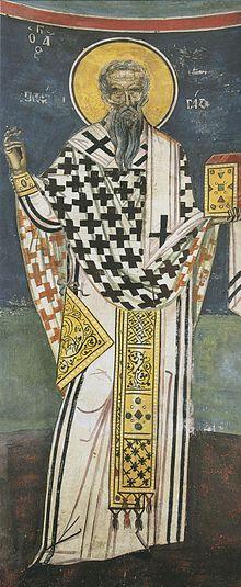 February 26: St. Porphyry, Bishop