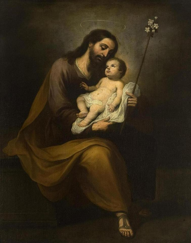 March 19: St. Joseph, Husband of the Blessed Virgin Mary