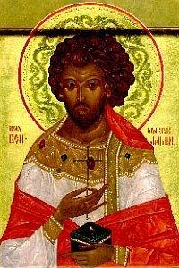 March 31: St. Benjamin, Deacon, Martyr