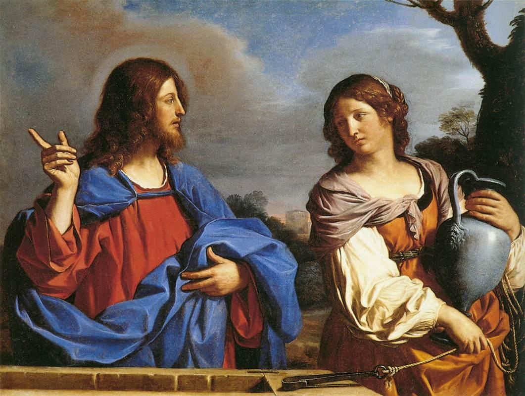 Third Thursday – The Preaching of the Samaritan Woman