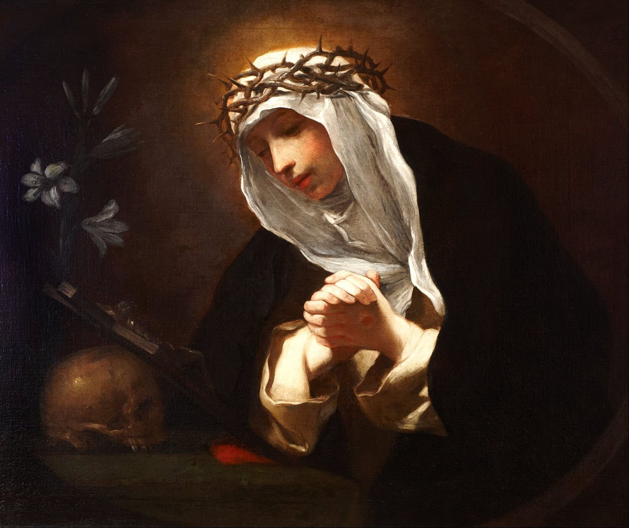 April 30: St. Catherine of Siena