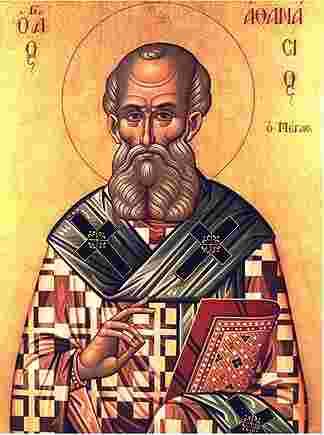 May 2: St. Athanasius