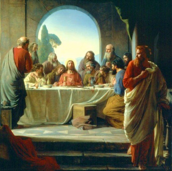 Maundy Thursday – The Last Supper