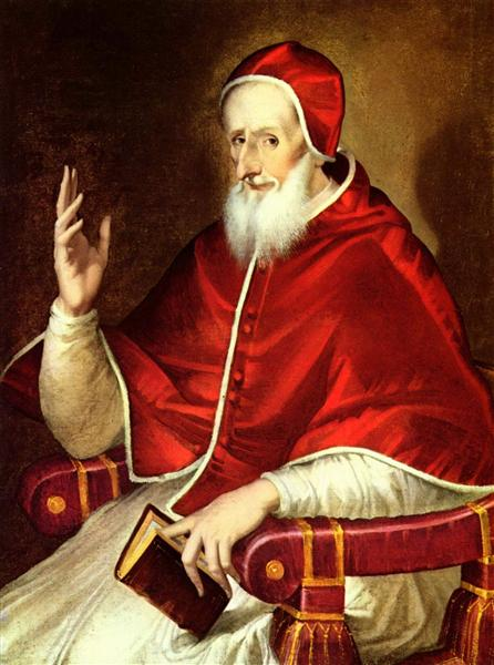 May 5: Pope St. Pius V