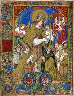 May 7: St. Stanislaus of Szczepanow